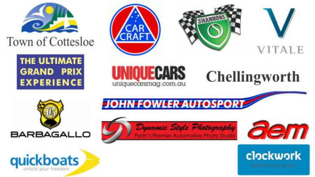 2013 Celebration of the Motorcar Sponsors