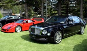 Bentley Mulsanne V6