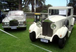 Rolls-Royces