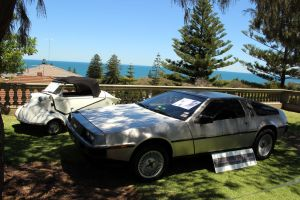 De Lorean and Messerschmitt