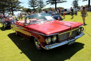 Imperial Crown Convertible