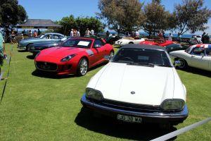 COTM14 Jaguar XJS line
