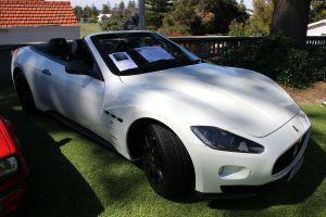 COTM14 Maserati GranCabrio