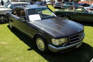 Mercedes 560SEC