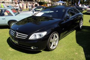 Mercedes CL600 AMG