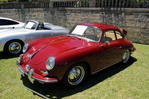 Porsche 356 Notchback