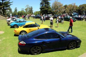 Porsche line-up