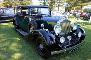 Rolls-Royce P3 1938