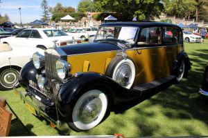 Rolls-Royce Wraith 1939