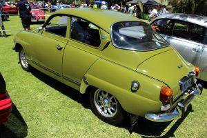 COTM14 Saab rear