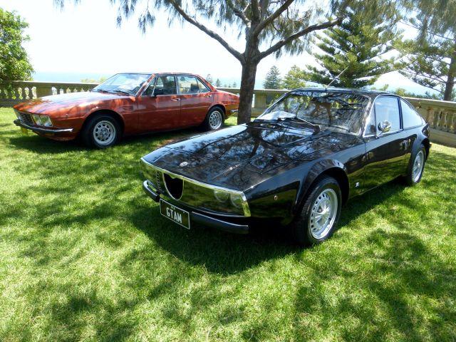 COTM15 Alfa Zagato & Deauville