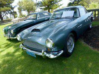 COTM15 Aston DB2 4 & DB4