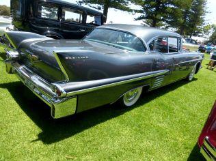 COTM15 Cadillac 1958 rear
