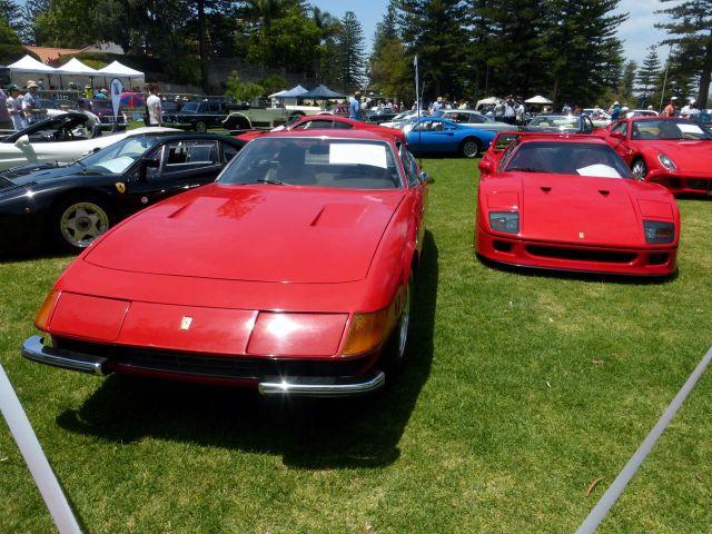 COTM15 Daytona & F40