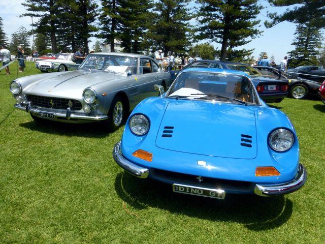 COTM15 Ferrari Dino & 250GTE