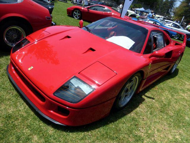 COTM15 Ferrari F40