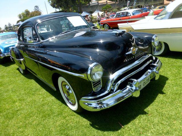 COTM15 Oldsmobile 1950