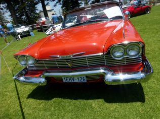 COTM15 Plymouth 1958