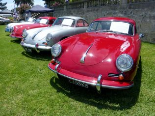 COTM15 Porsche 356s