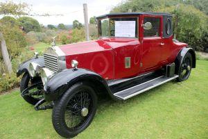 COTMA15 Rolls-Royce Doctors Coupe