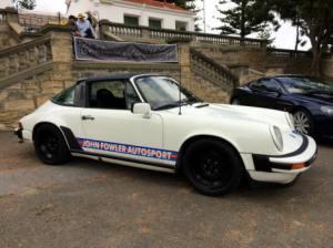 Porsche 911 Targa John Fowler Autosport