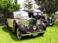 WA Rolls-Royces