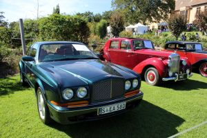 Bentley Continental T and R-Type