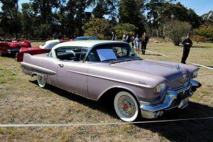 Cadillac Coupe de Ville 1957