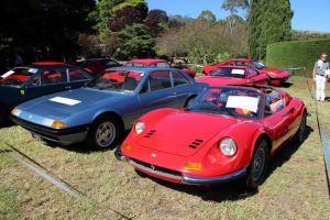 Ferrari 246 and 400