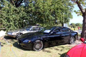Maserati GranTurismo and Citroen SM