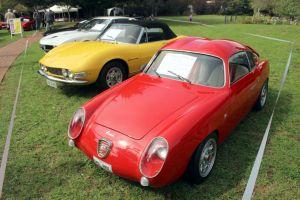 Abarth 750 & Fiat Dino Spider