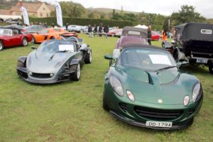 Lotus Elise and 340R