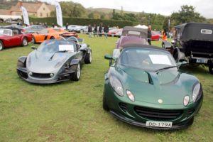 Lotus Elise and 340R