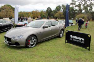 Solitaire Maserati