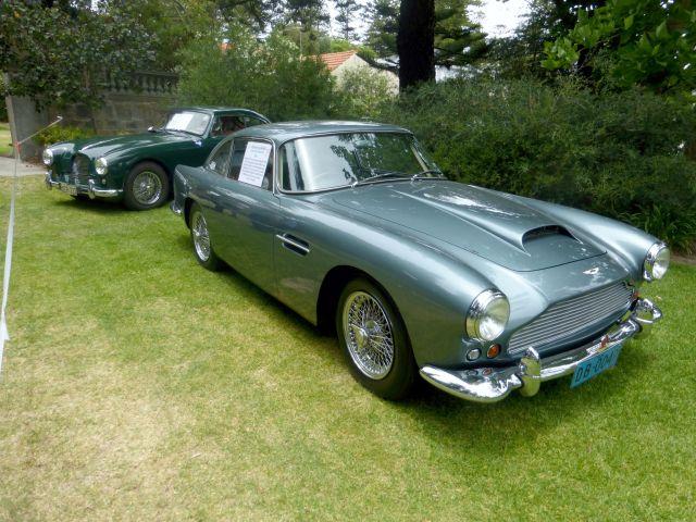 COTM17 Aston DB4