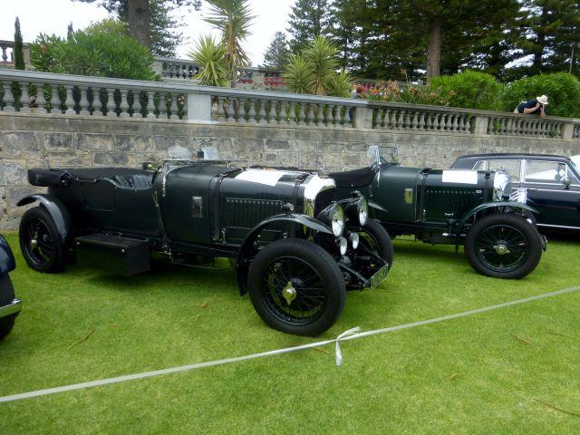 COTM17 Bentleys vintage