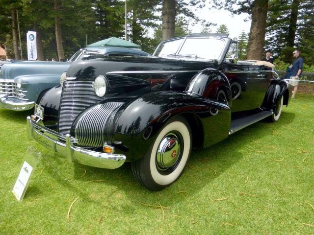 COTM17 Cadillac 1939