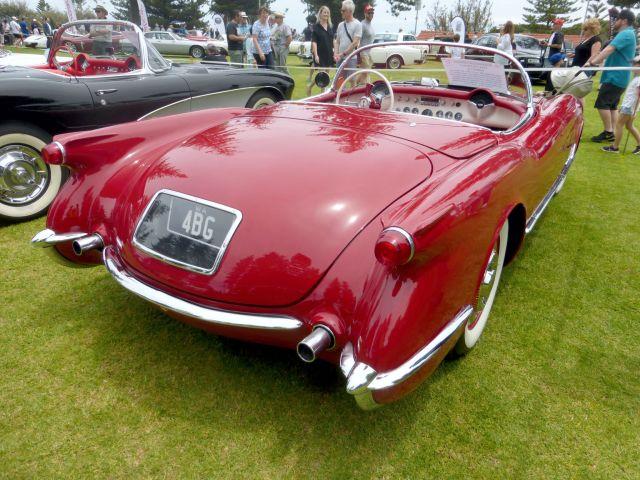 COTM17 Corvette 1954