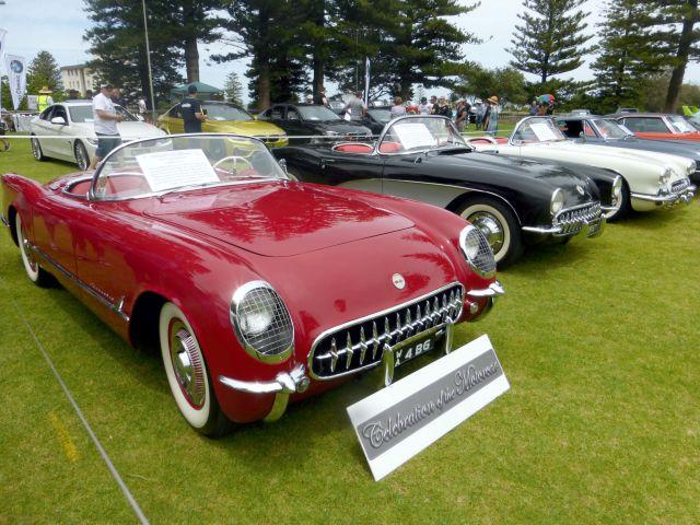 COTM17 Corvettes x 3