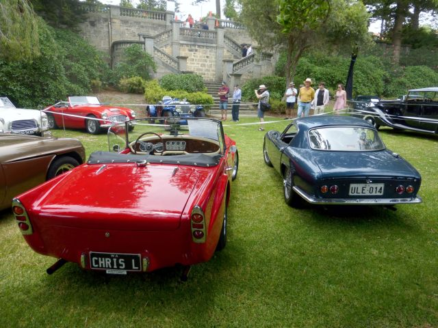 COTM17 Daimler Dart & Elite