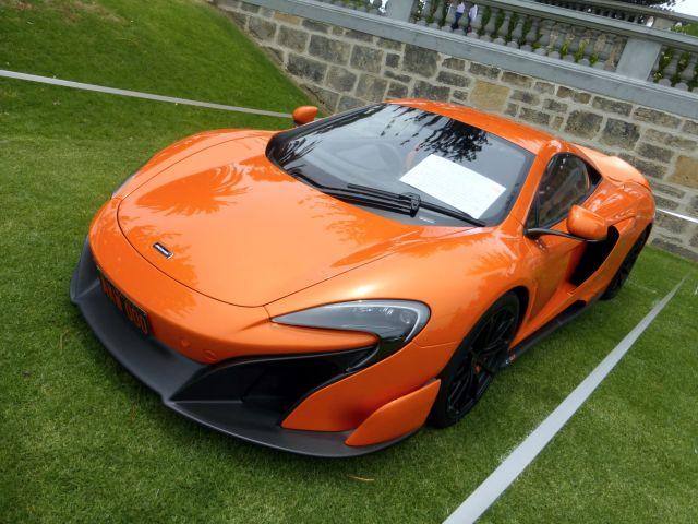 COTM17 McLaren orange