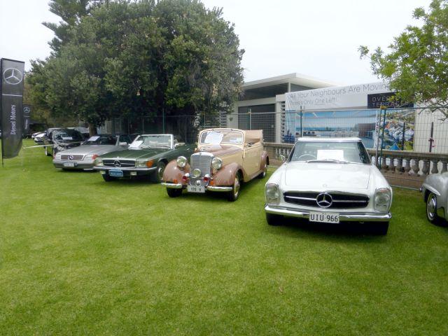 COTM17 Mercedes row