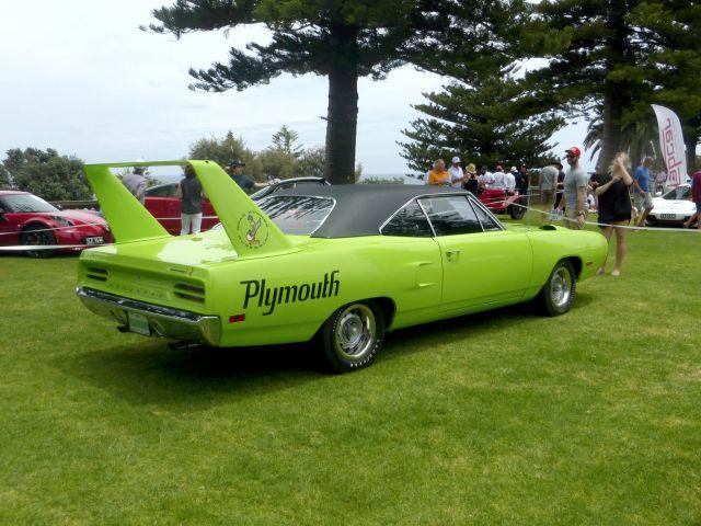COTM17 Plymouth Superbird