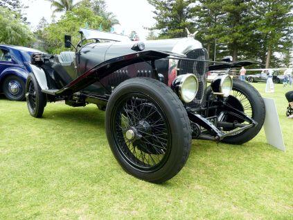 Bentley Le Mans