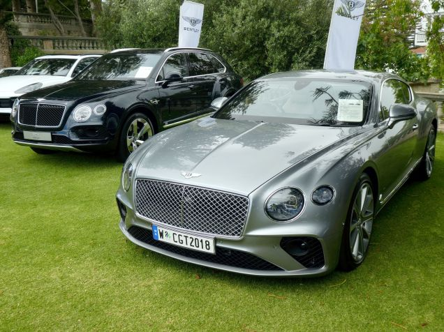Bentleys Chellingworth