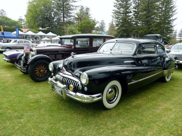 Buick & Stutz