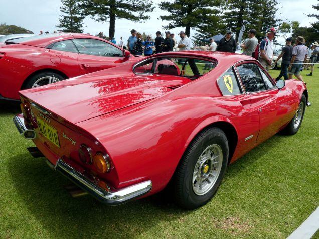 Dino 246 rear