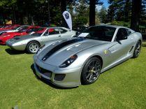 Ferrari 599 GTO & 308GT4