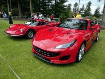 Ferrari Portofino & Dino