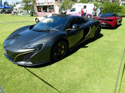 McLaren 650